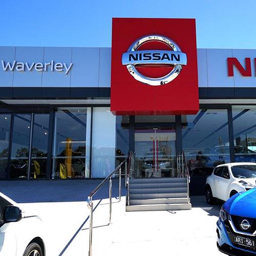 Nissan – Waverley