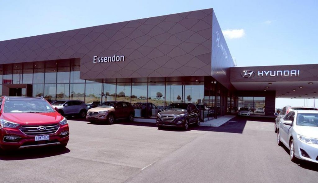 Hyundai – Essendon