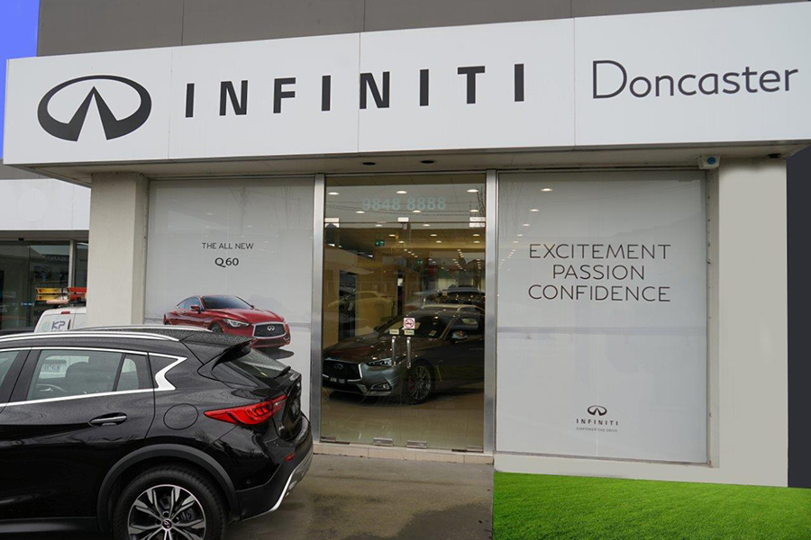 Infinity – Doncaster
